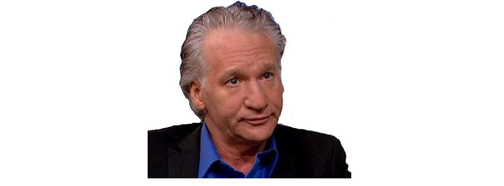 Loveable liberal curmudgeon (and moron) Bill Maher